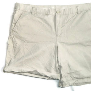 GAP  Tan Shorts. 18